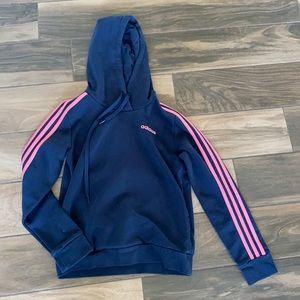 Adidas girls pullover hoodies sweatshirt